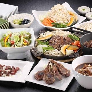食べ飲み放題をご用意◆当店自慢の味を心行くまで召し上がれ