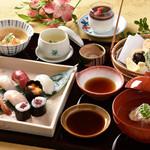 日本料理 瀬戸内 - 夕膳・寿司御膳