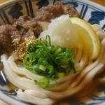 讃岐麺処 か川 - 料理写真: