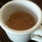 シカール - サービスのスープ