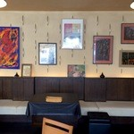 kitchen Ravo - 壁の風景