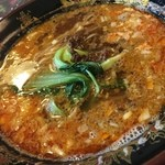 中国料理大連 - 料理写真:担々麺