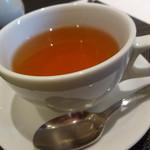 ノガラッツァ - ランチ ギオット 紅茶