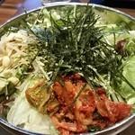 本格七輪 炭火焼肉 炭咲 - スタミナ丼