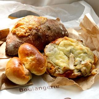 Boulangerie Queue - 料理写真: