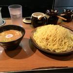 50240618 - 鶏白湯つけ麺  大。