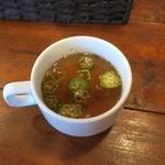 ソウル フード - ランチのスープ