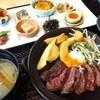 Ichibakouji - 料理写真:牛ロースのおばんざいプレート