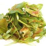 GINA - パスタランチ 900円 の味噌ドレッシングサラダ