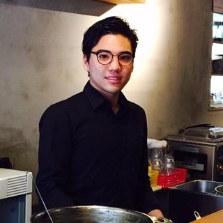 23歳の若い店長