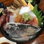 50246008 - 海鮮丼2016.4