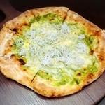津のものキッチン - シラスピザ