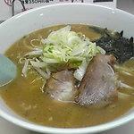 札幌ラーメン 熊吉 - 味噌ラーメン 650円