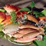 炭焼家 てんぷす - 海人直送のお魚