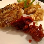 美珍楼 - 美味しい料理をおかわりした!