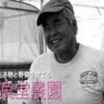 炭焼家 てんぷす - 地元無農薬野菜の農家さん志良堂さん