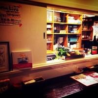 DINING Ben - 店内カウンター席(5席)