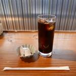 綴 室町別館 - 16.4 アイス珈琲 100円