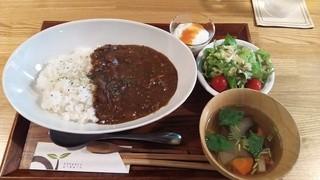 プラスアルファキッチン - 201604 日替りカレーセット 800円