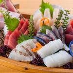 四季料理 いけ増 - 特別な日には特別なお料理を!! 特別海鮮舟盛り