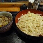 たぐち家 - 2010/9 肉汁うどん大盛600円