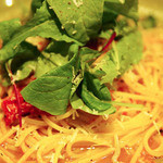 Funny farm - 料理写真:桃太郎トマトとしらすのパスタ