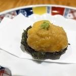天ぷらチャンピオン - 岩海苔
