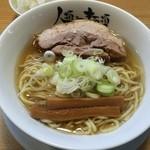 人類みな麺類 - らーめんmacro(800円)厚厚