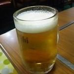 飯田屋 - 生ビール