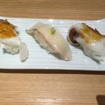 さかなやのmaru寿司 - 紋甲イカセット