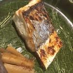 口福 - さよりの西京焼き