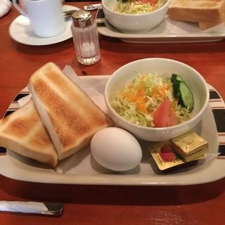 cafe DALI - モーニング