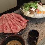 近江牛専門店 近江かど萬 - (2016/02/11)特選近江牛ロース肉