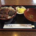 50272015 - うなぎ丼(上)