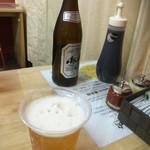 50272034 - 瓶ビール500円