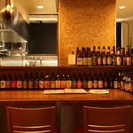 ガルニチュール - クラフトビール初心者の方は、カウンターでじっくりとお楽しみ頂けます。