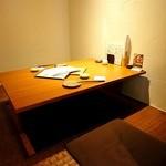 栞屋一會 - 接待向きの落ち着いた完全個室