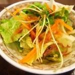 バンジャーラ - B-Lunch(サラダ)