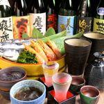 栞屋一會 - 月替わりの季節の地酒