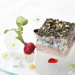 ◆Menu de chef◆ シェフのコース