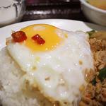 タイ料理 パヤオ - ガパオセット