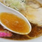まんてん - スープ