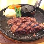 ダブズグリル - 熟成肉ハンバーグ180g