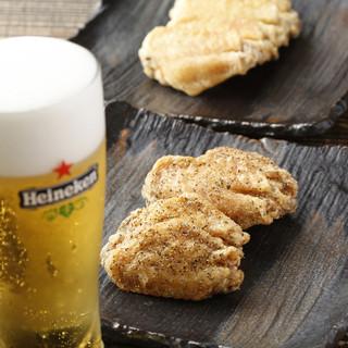 絶鳥取県産&徳島県産の絶品鶏料理