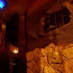 ザ・海峡 - 洞窟っぽくなってて楽しいですっ♪個室タイプなので子連れも安心。