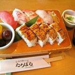 5028746 - 食彩寿司セット