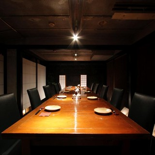 【歓迎会・送別会に◎】12名様以上の個室