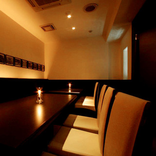 完全個室2部屋完備接待、顔合わせ、女子会、飲み会にも