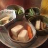 食堂タイタン座 - 料理写真:おばん菜1000円
