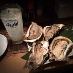 トモ - 生牡蠣